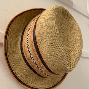 Beautiful sunhat by Calypso St. Barth — detailing